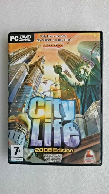 City Life 2008 (PC: Windows, 2008)